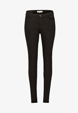STANDARD WAISTED SKINNY TROUSERS - Jeans Skinny - black