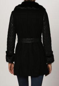 Morgan - Halflange jas - noir - 3