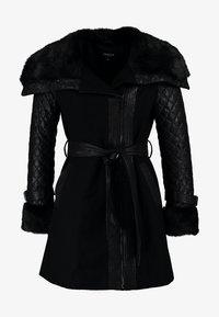 Morgan - Halflange jas - noir - 6