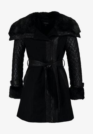 Kurzmantel - noir