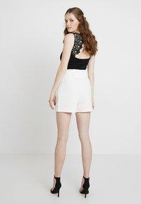Morgan - SHOPIA - Shorts - off white - 2