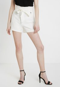 Morgan - SHOPIA - Shorts - off white - 0