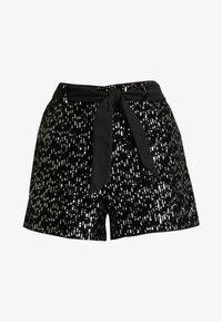 Morgan - SHATTY - Shorts - noir - 3