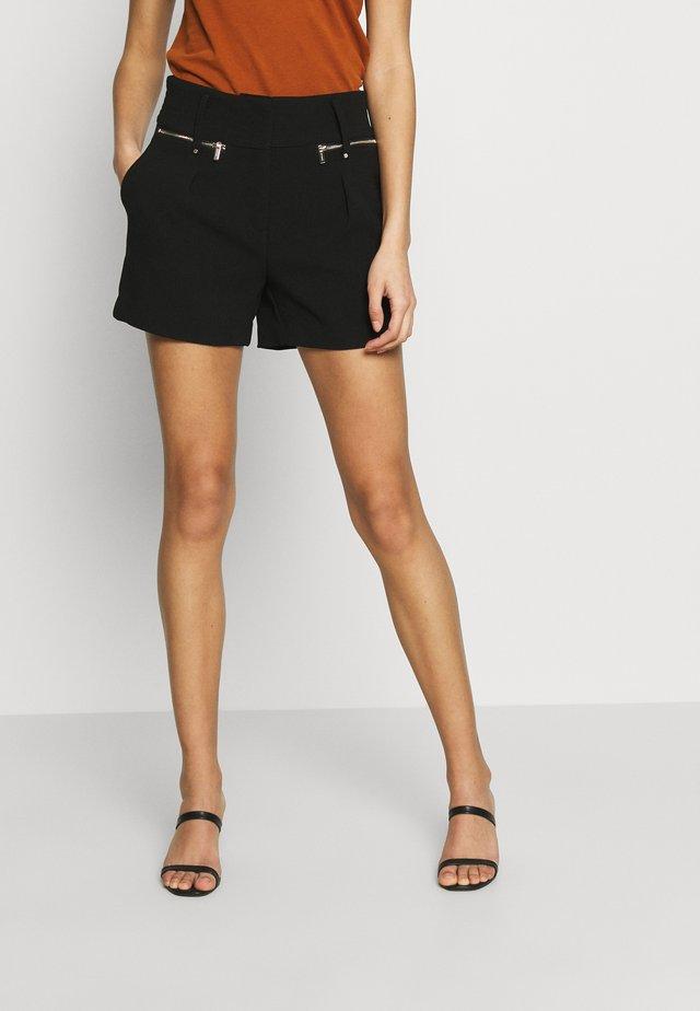 SHARL - Shorts - noir