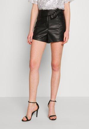 Spodnie materiałowe - noir