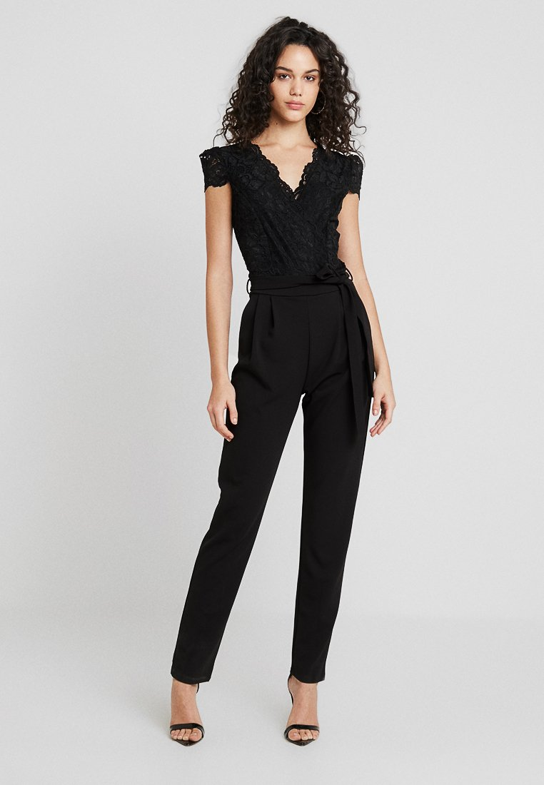 Morgan - PAMAL - Jumpsuit - noir