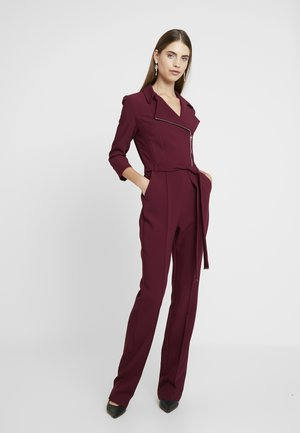PIROU - Jumpsuit - bordeaux