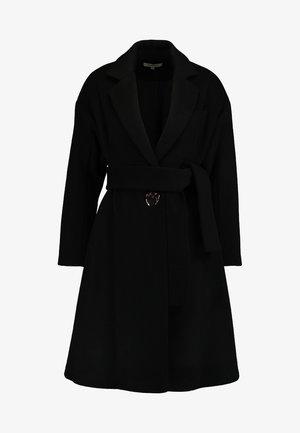 GIRL - Płaszcz wełniany /Płaszcz klasyczny - noir