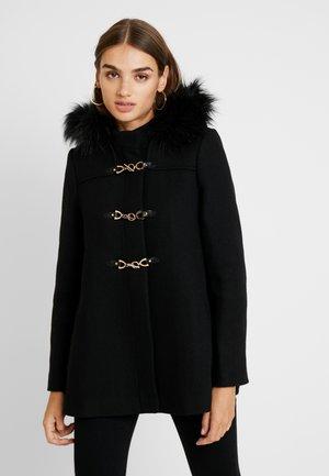 GLOSIA - Wollmantel/klassischer Mantel - noir