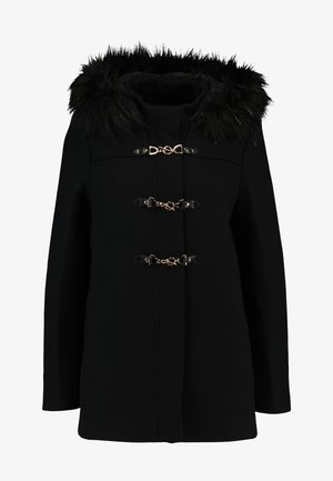 GLOSIA - Classic coat - noir
