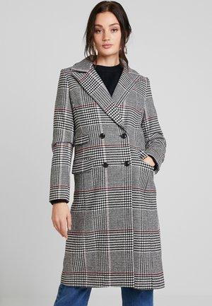 Abrigo - noir/blanc