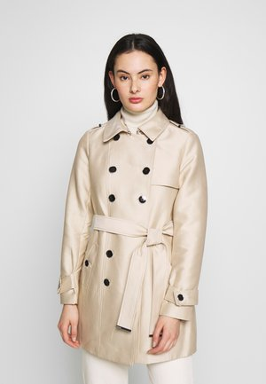 GROOVE - Trench - beige