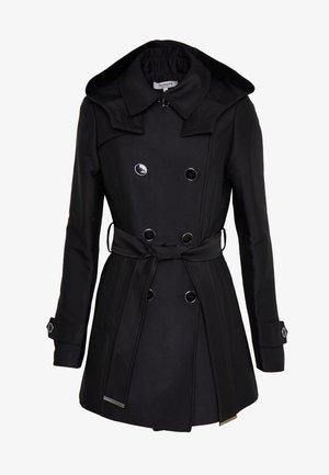 GUSTAV - Trenchcoat - noir