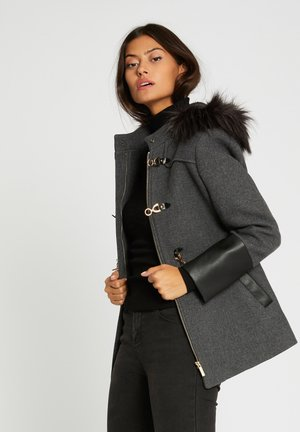 Manteau classique - anthracite