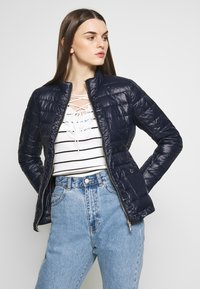 Morgan - GLEMO - Down jacket - marine - 0
