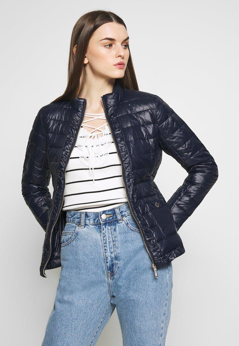 Morgan - GLEMO - Down jacket - marine