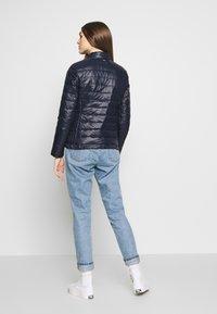 Morgan - GLEMO - Down jacket - marine - 2