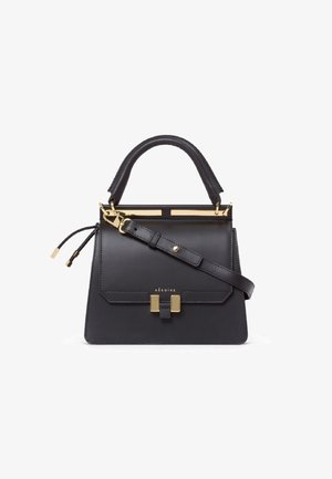 MARLENE - Handbag - black/black lavagna/gold