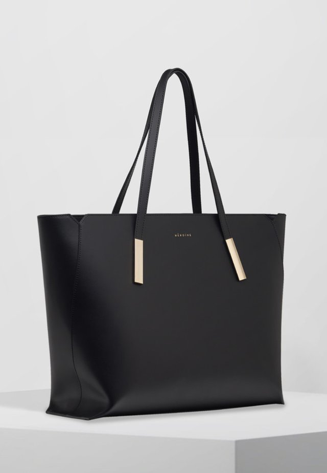 FRANCA - Torba na zakupy - black