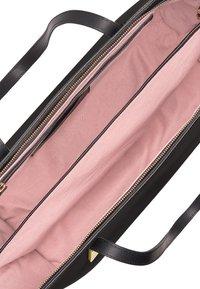 Maison Hēroïne - FRANCA - Shopping bag - black - 3