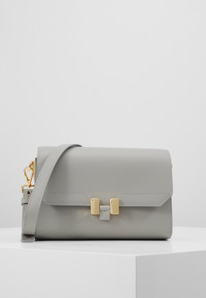 LILIA TABLET MINI - Across body bag - grey