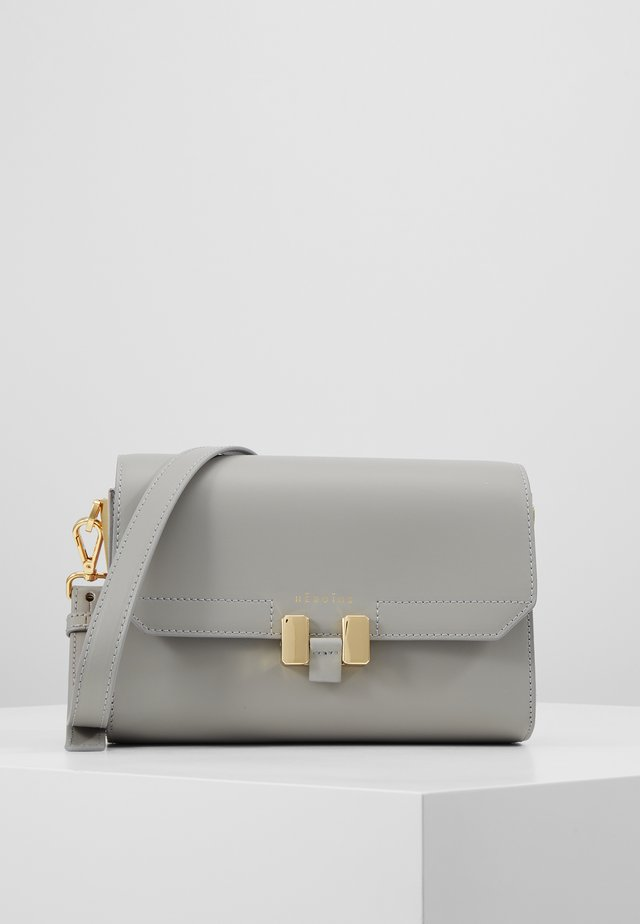 LILIA TABLET MINI - Sac bandoulière - grey