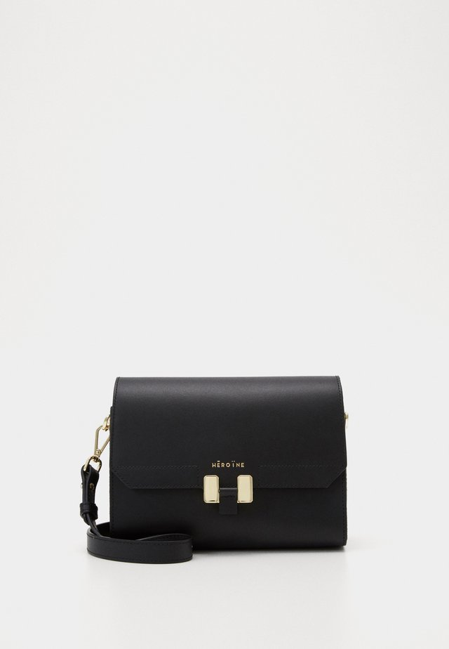 LILIA TABLET MINI - Sac bandoulière - black