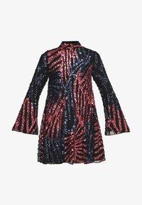MANÉ - WILLOW DRESS - Cocktail dress / Party dress - black/rose - 3