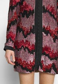 MANÉ - RAE DRESS - Cocktail dress / Party dress - lilac/rouge - 5