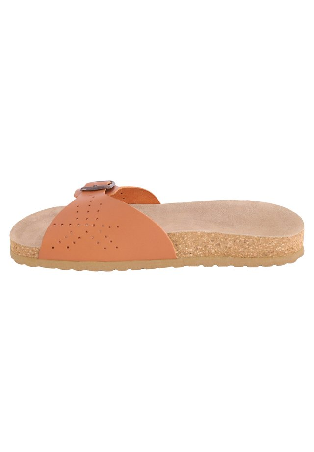 FELICIANA - Chaussons - orange
