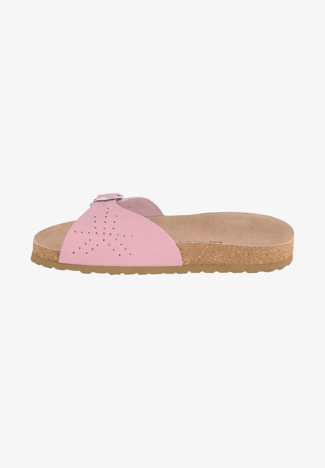 FELICIANA - Chaussons - pink