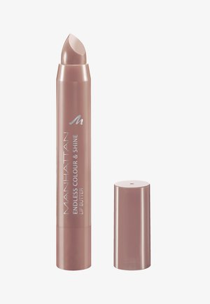 ENDLESS COLOUR & SHINE LIP BUTTER - Lippenstift - taupe of my list