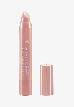 ENDLESS COLOUR & SHINE LIP BUTTER - Lippenstift - nude to go