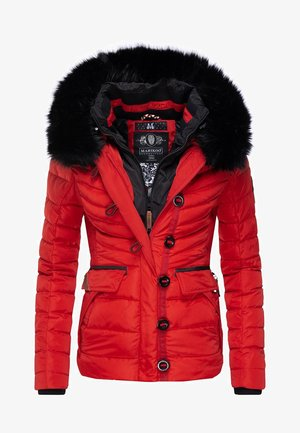 YUNAA - Winter jacket - red