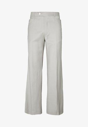 GREENLEAF TROUSERS - Pantaloni - stone