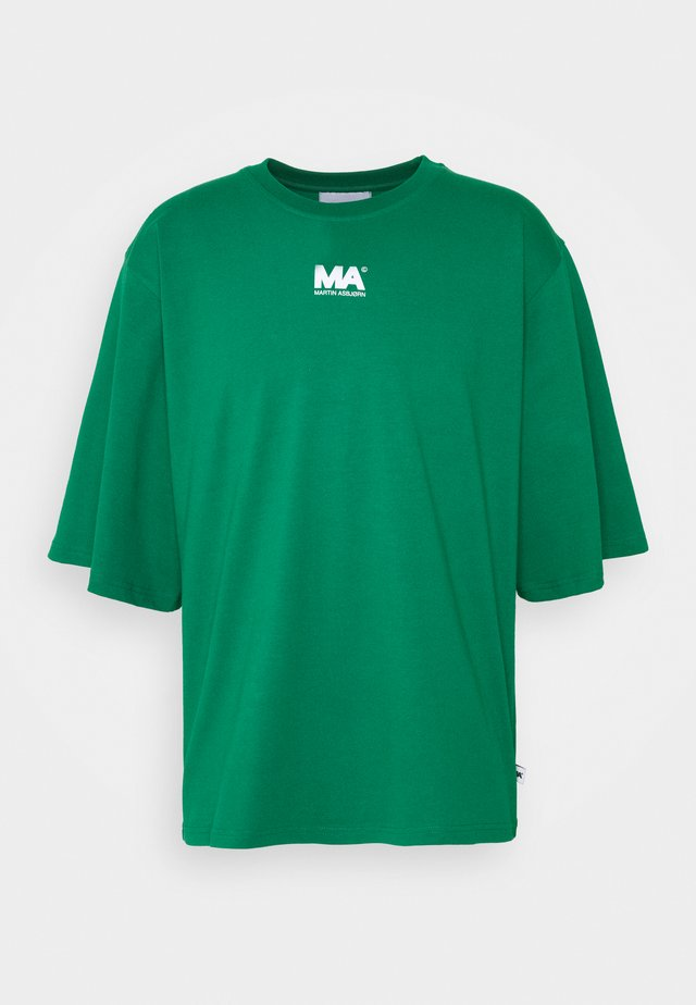 T-shirt imprimé - evergreen