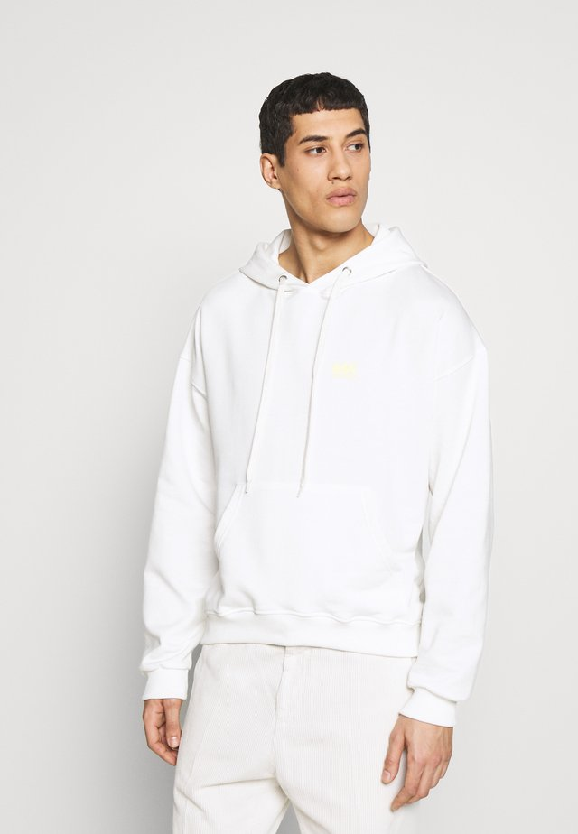 ANDREW HOODIE - Sweat à capuche - whisper white