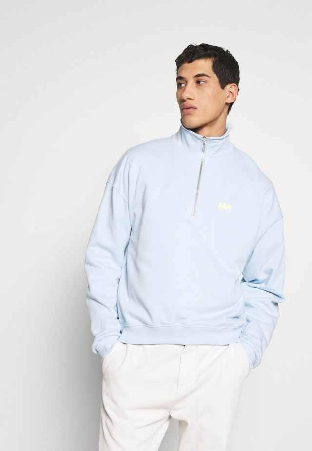 ANDREW TURTLENECK - Sweatshirt - ballad blue