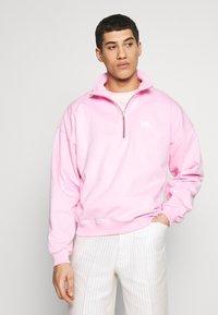 Martin Asbjørn - JEREMY TURTLENECK - Sweater - pink - 0