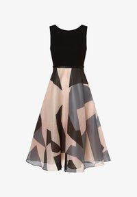 Marie Lund - Cocktail dress / Party dress - rosa schwarz - 3