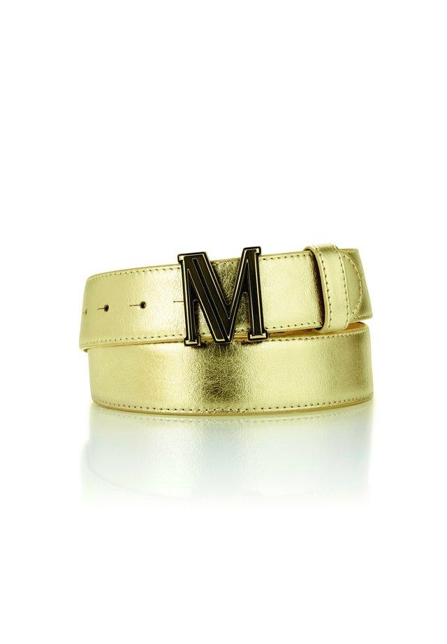 Belt - goldfarben