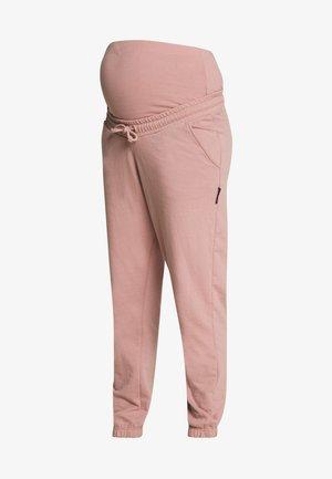 MATERNITY JOGGER - Teplákové kalhoty - rose pink