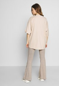 Missguided Maternity - MATERNITY FLARE - Bukse - pink - 2