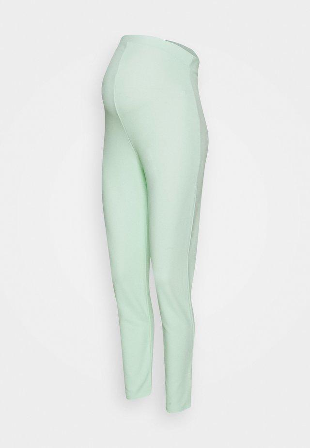 CIGARETTE TROUSER - Pantalon classique - mint
