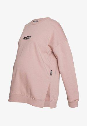MATERNITY MAMA - Sweater - rose pink