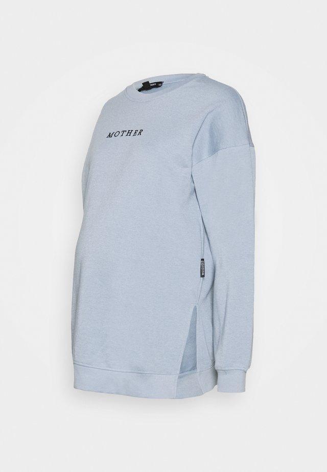 MAMA - Sweatshirt - ballad blue
