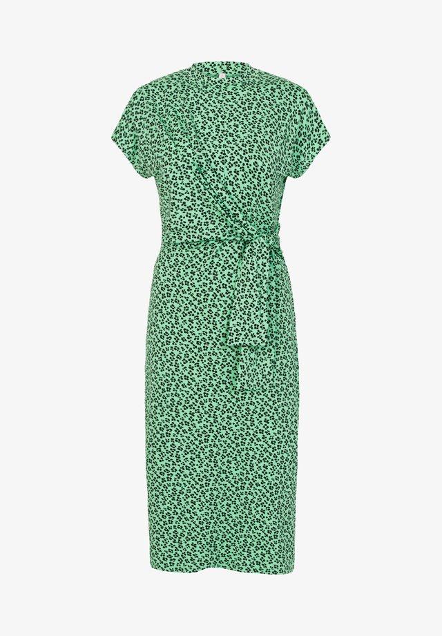 DORIEN  - Korte jurk - bright mint