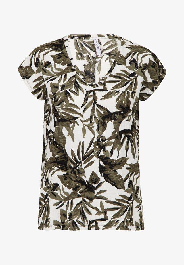 DESSIN LIRA - T-shirt print - cream