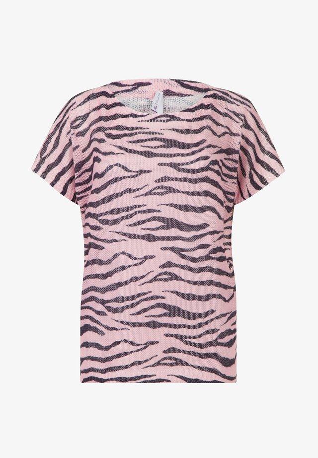 BETTY  - T-shirt print - m.light blush