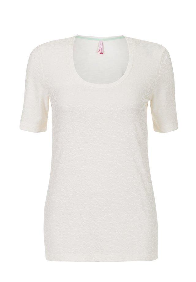 JACCO  - T-shirt basic - off-white